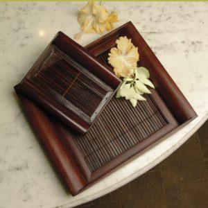 Bambus-Tablett Pansea klein